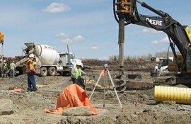 Инженерно-экологические изыскания для площадных объектов